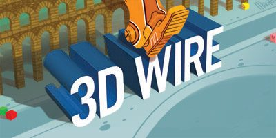 3D WIRE - Animación, Videojuegos y New Media